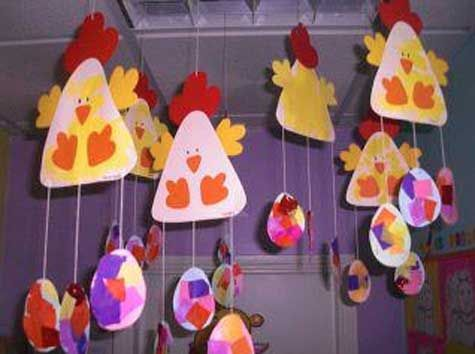 chicken and egg mobile craft (1)