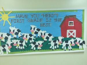 cow farm craft