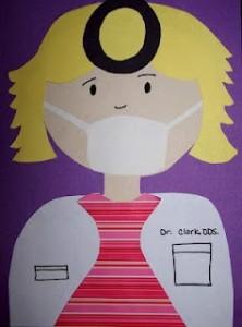 dentist craft idea for kids