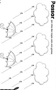 diagonal_prewriting_activities_examples_worksheets_clouds