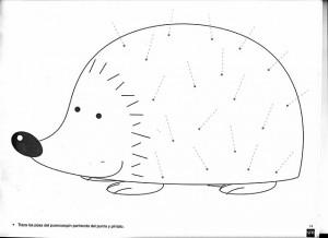 diagonal_prewriting_activities_examples_worksheets_hedgehog