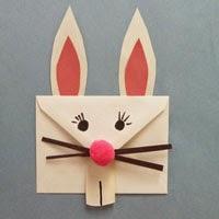 envelope rabbit