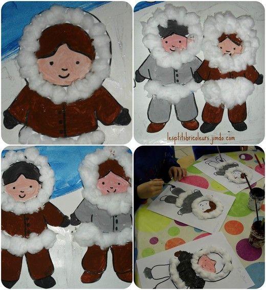 eskimo crafts