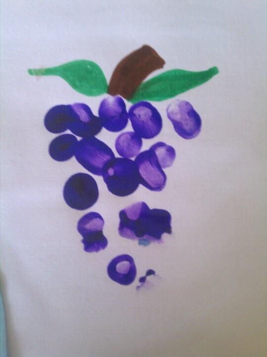 fingerprint grapes