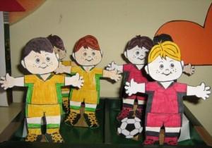 footballer craft