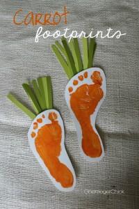 footprint carrot craft