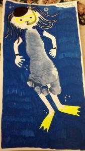 footprint scuba