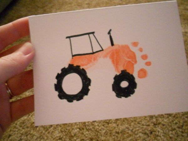 footprint tractor craft 1