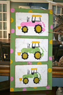 footprint tractor craft