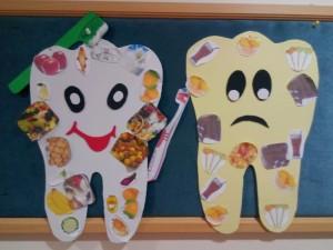 free dental crafts