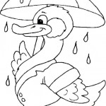 free duck coloring page for kids (20)