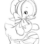 free duck coloring page for kids (33)