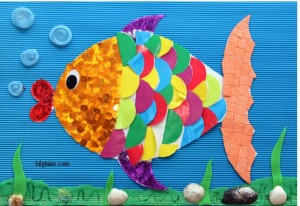 free fish craft