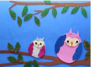 free owl craft