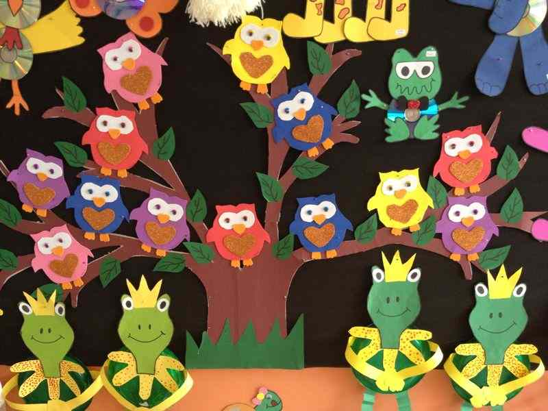 free owl project craft