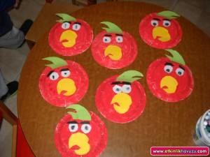 free paper plate parrot craft