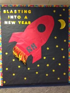 free rocket bulletin board