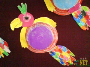 free_paper_plate_parrot_craft