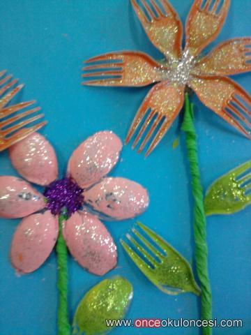 frok flower craft
