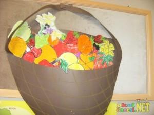 fruit basket crafts