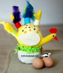 glowes hen craft