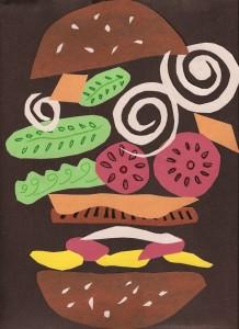 hamburger craft