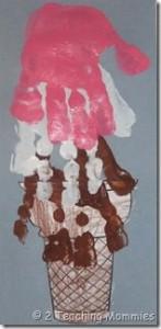 handprint ice cream