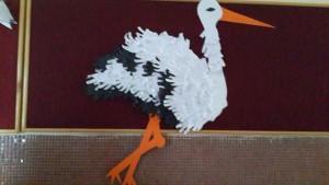 handprint stork