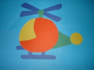 helicopter craft for kids 1
