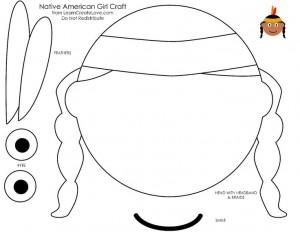 indian face craft
