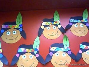 indian mask craft