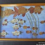 leaf fish craft