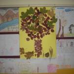 leaf tree craft