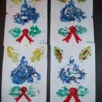 leafprint rabbit craft