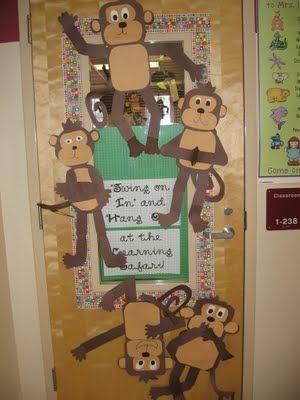 monkey craft idea for kids