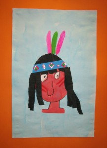 native american crafts for kids (1)