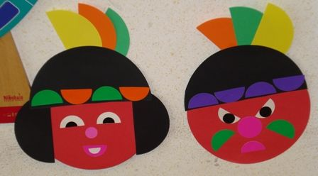 native american crafts for kids (3)