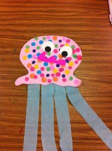 octopus craft 1