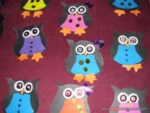 owl craft for kids
