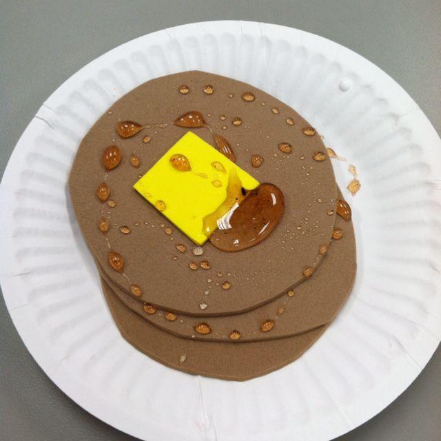 pancakes craft