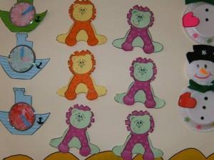 paper lion craft