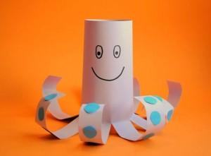 paper octopus