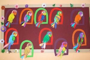 parrot craft
