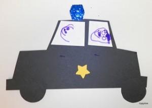 police-car-craft