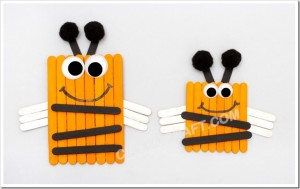 popsicle-stick-bee
