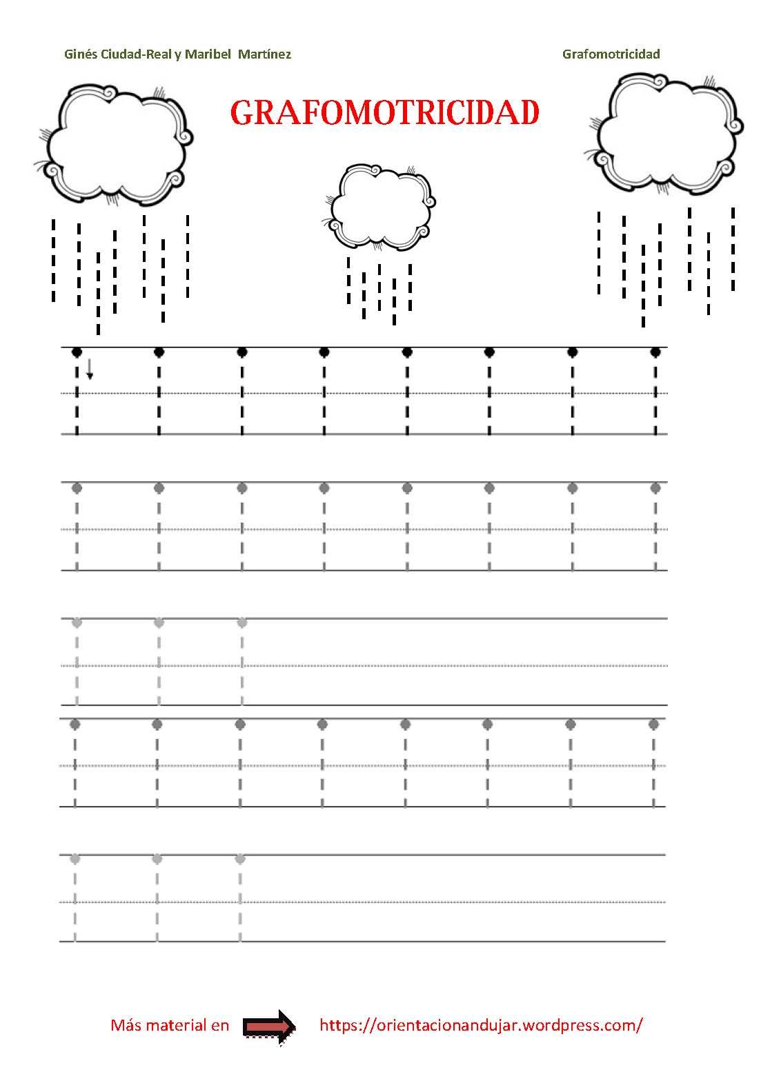 Preschool Pre Writing Worksheets - preschool printing ...