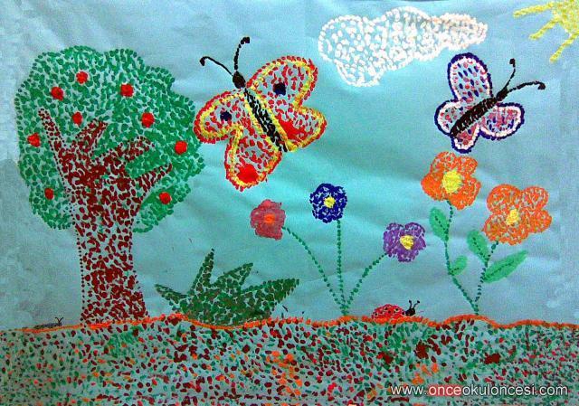 qtip painting craft