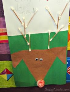 reindeer-q-tip-art-project