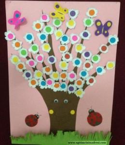 spring tree craft