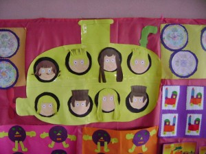 submarine craft for kids
